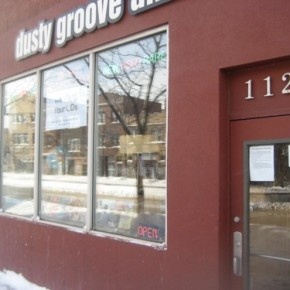 Dusty Groove is open. Because record enthusiasts are brave. And from Hoth.