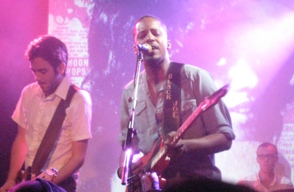 Black Joe Lewis and Those Darlins Photos: April 2 Double Door (Rahm Emanuel in Attendance)