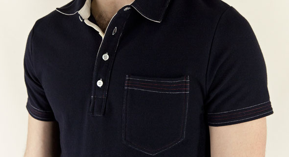 The Shirt of the Summer: Billy Reid Talladega Polo at Trillium