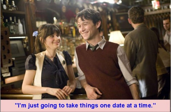 Dating Sports Cliches One Date at a Time