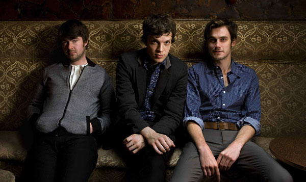 Jump in the Fountain: Friendly Fires at Lollapalooza