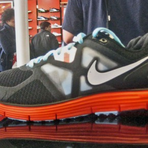 Nike Chicago Marathon Lunarglide