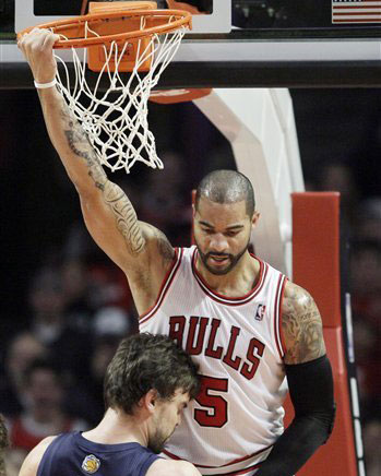 What Carlos Boozer Added to his Game During the Lockout