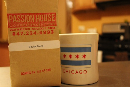 Chicago's Newest Coffee Roaster: Passion House